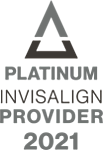 We are an Invisalign® Preferred Provider